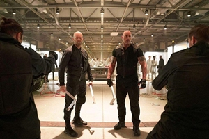 Fast & Furious Presents: Hobbs & Shaw An IMAX 3D Experience Still 3