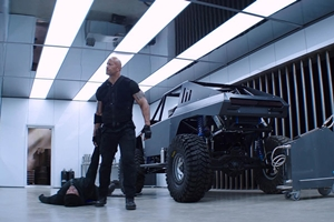 Fast & Furious Presents: Hobbs & Shaw An IMAX 3D Experience Still 4
