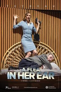 Comédie-Française; A Flea In Her Ear (Comédie-Française: La Puce à l'oreill Poster