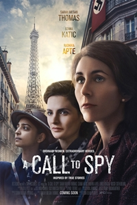 Poster for A Call to Spy