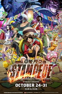Poster for One Piece: Stampede