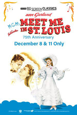 Meet Me in St. Louis 75th Anniversary Poster