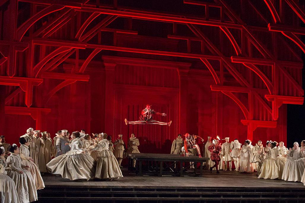 Hero Image for The Metropolitan Opera: Maria Stuarda