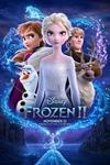 Frozen II in RealD 3D Poster