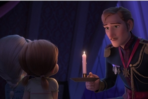 Frozen II in RealD 3D Still 5
