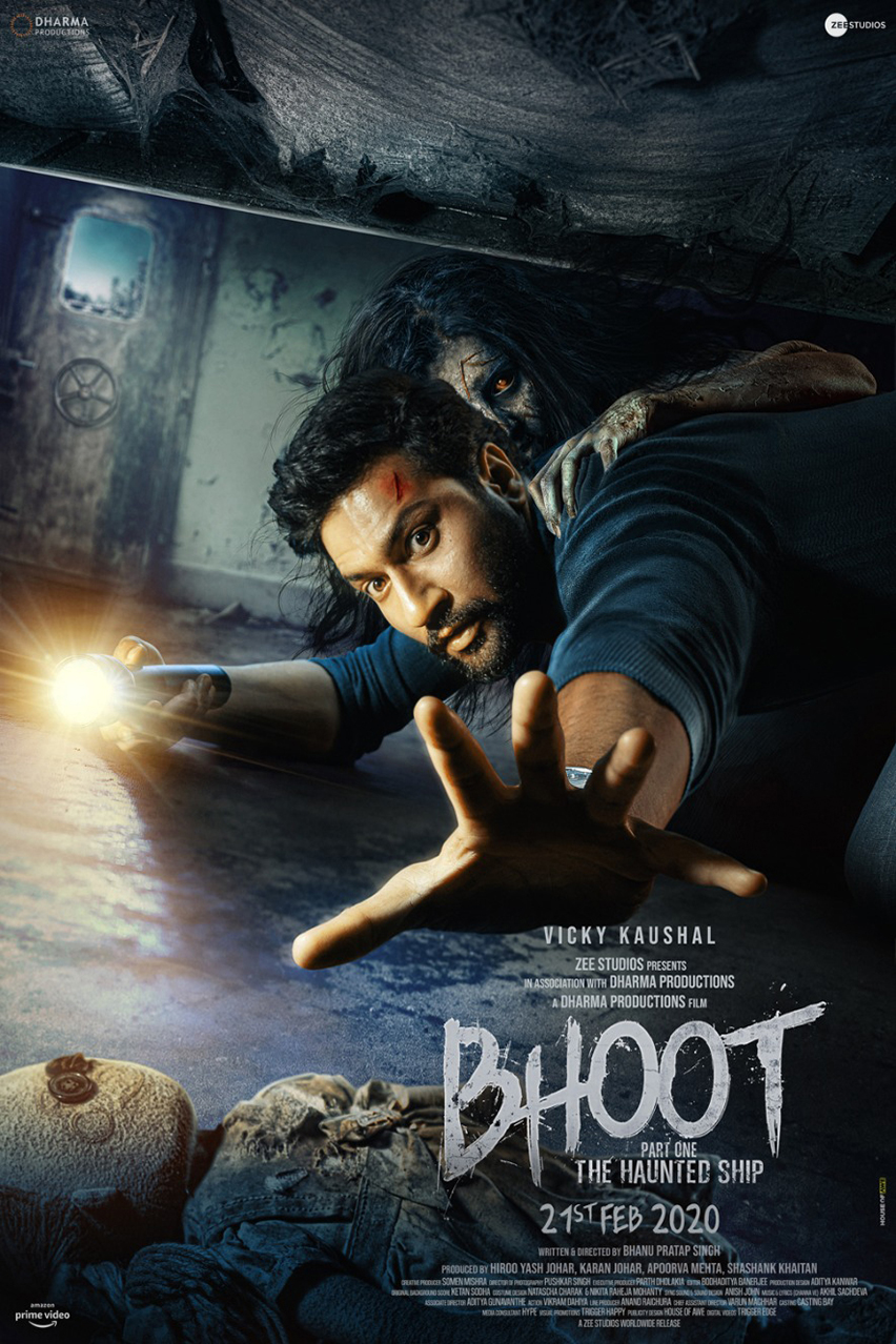Bhoot - Part One: The Haunted Ship (Hindi) Poster