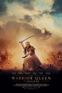 Poster of The Warrior Queen of Jhansi