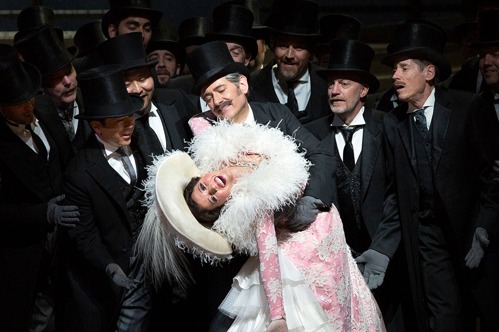 Hero Image for The Metropolitan Opera: Manon