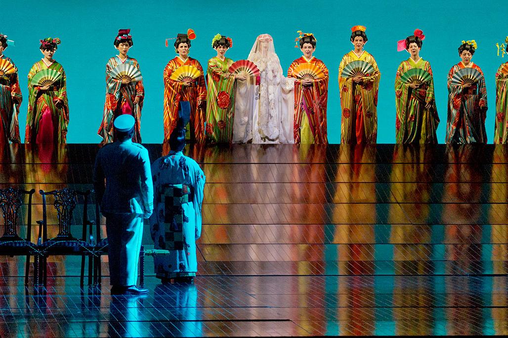 Hero Image for The Metropolitan Opera: Madama Butterfly