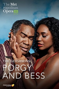 Poster for The Metropolitan Opera: Porgy and Bess ENCORE