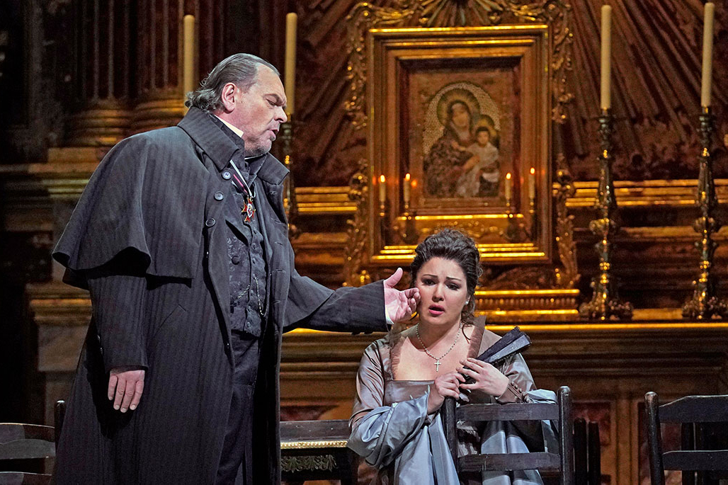 Hero Image for The Metropolitan Opera: Tosca