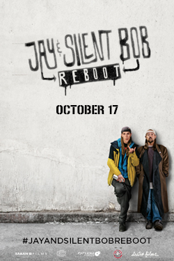 Jay and Silent Bob Reboot-Double Feature Poster