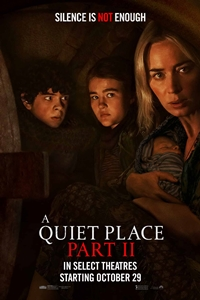 Poster of A Quiet Place Part II...