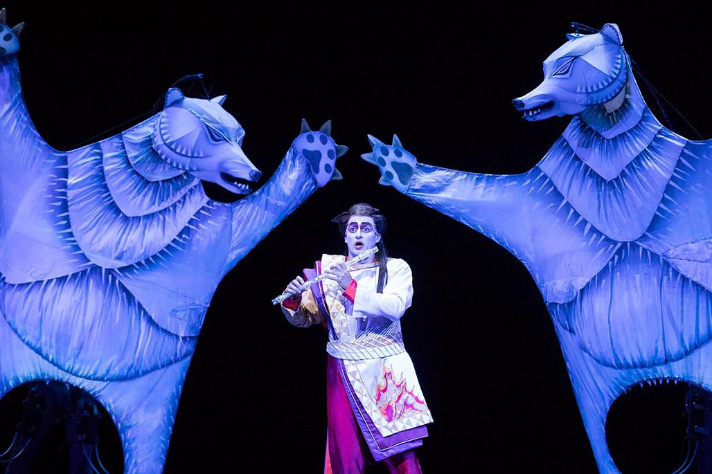 Hero Image for The Metropolitan Opera: The Magic Flute Holiday Encore