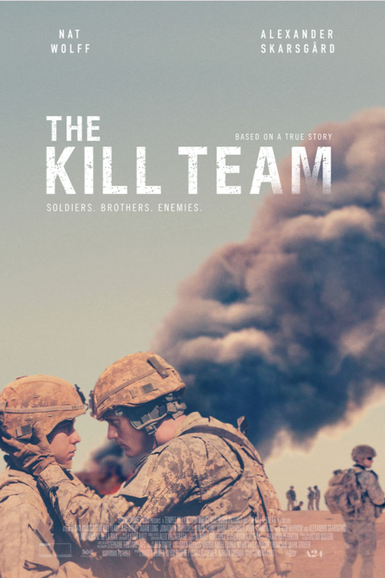 Poster for The Kill Team