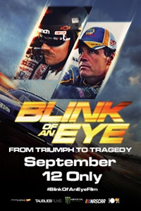 Blink of an Eye Poster