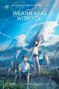 Weathering with You: The IMAX 2D Experience poster