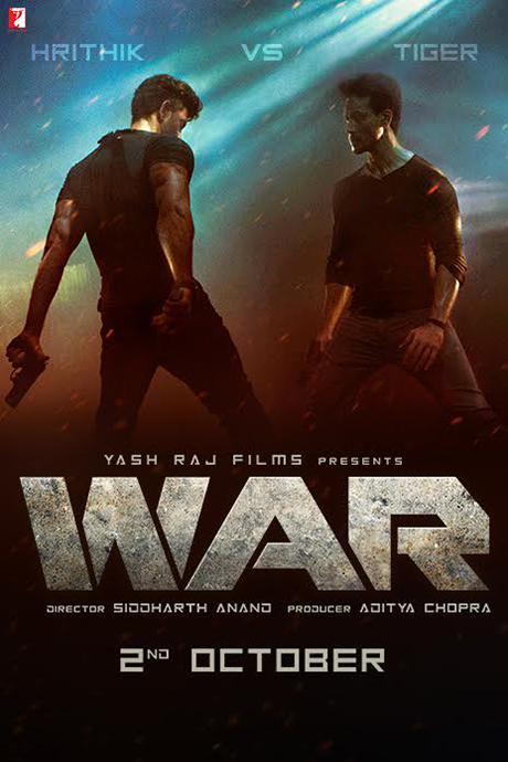 War (Hindi) Poster