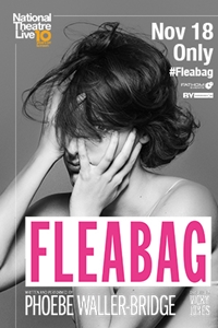 Poster for National Theatre Live: Fleabag