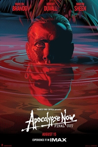 Apocalypse Now Final Cut: The IMAX 2D Experience Poster