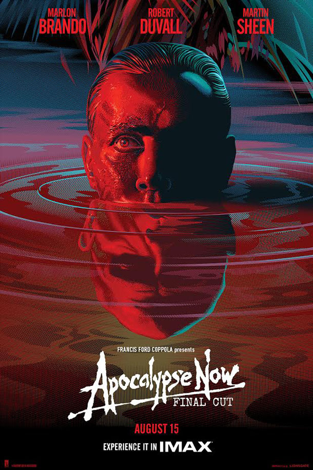 Apocalypse Now Final Cut IMAX Poster