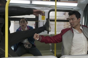 Still 1 for Shang-Chi and the Legend of the Ten Rings