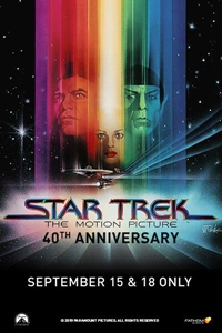 Poster of Star Trek: The Motion Picture (1979) 40th Anniversary