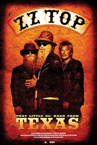 Poster of ZZ Top: That Little Ol' Band from Texas