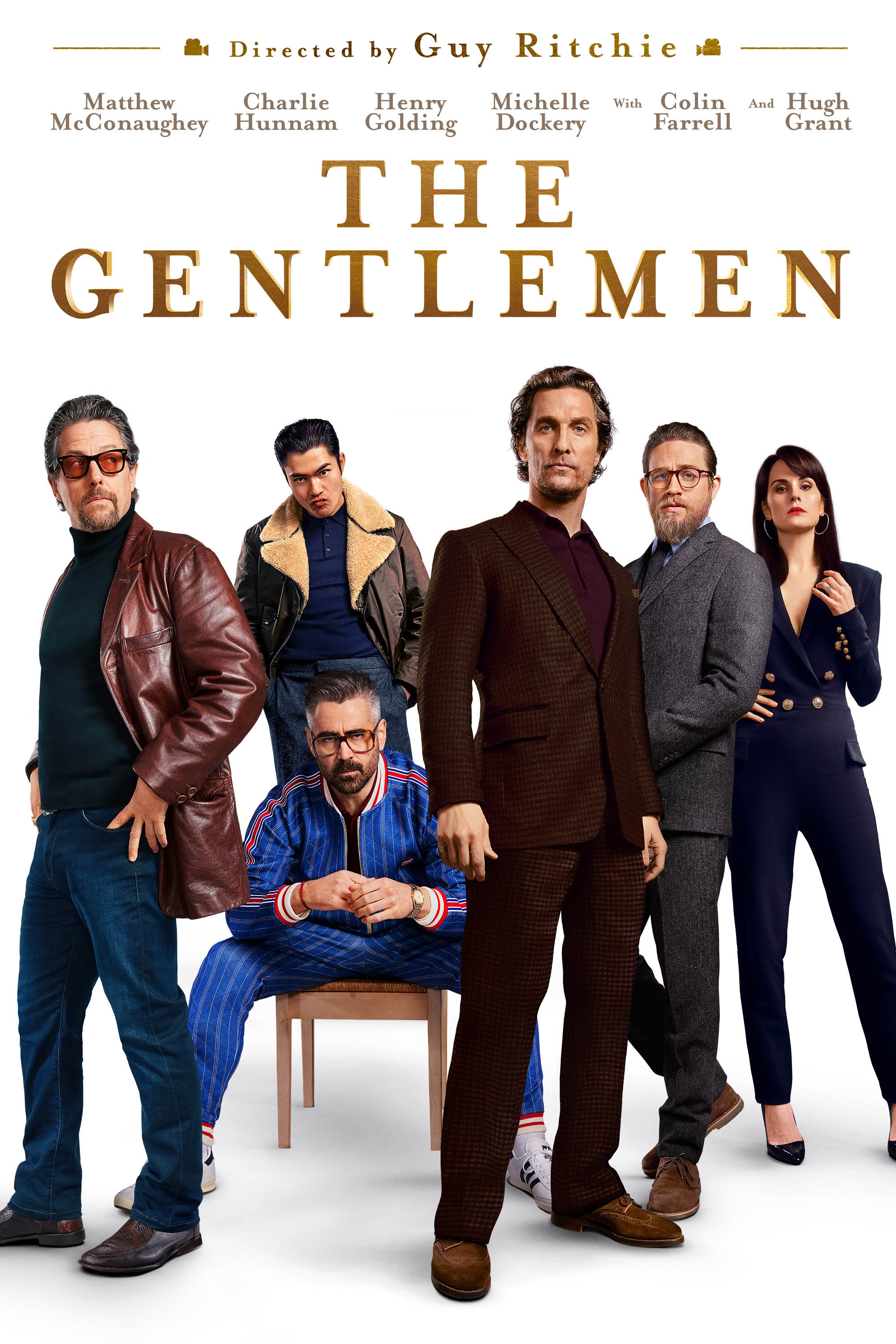 Poster for Gentlemen, The