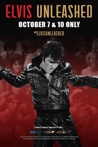 Poster of Elvis Unleashed