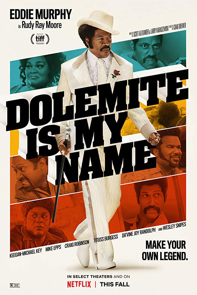 Dolemite Is My Name Poster