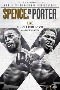 Poster of Errol Spence Jr. vs. Shawn Porter