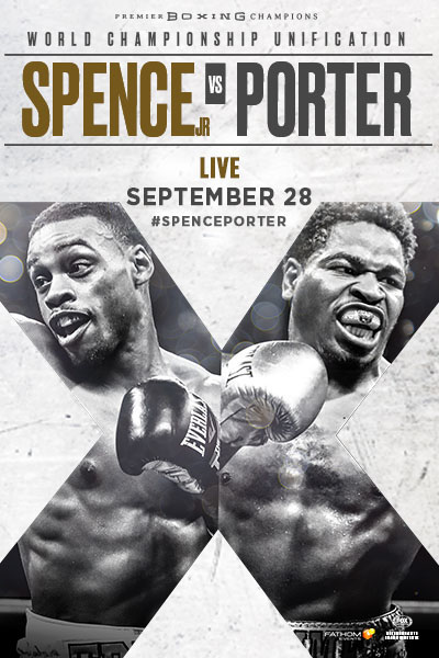 Errol Spence Jr. vs Shawn Porter