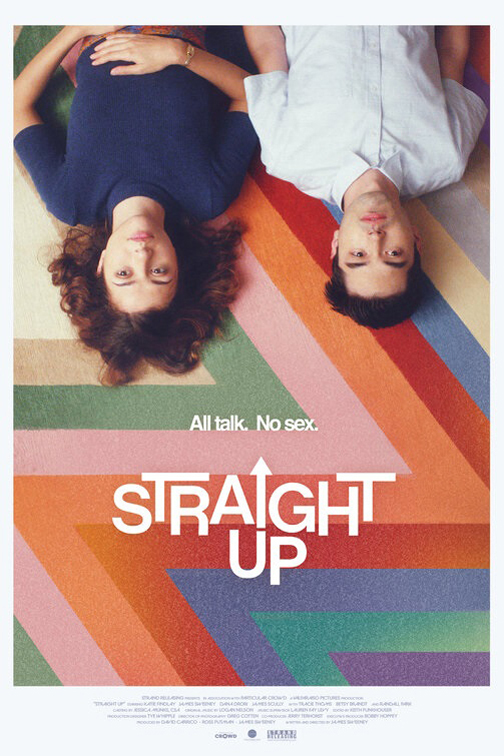 Poster of Straight Up