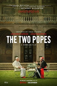 Poster of The Two Popes