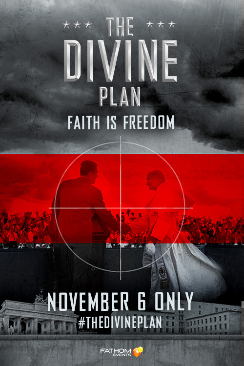The Divine Plan Poster