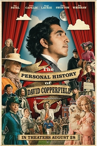 Caption Poster for The Personal History of David Copperfield
