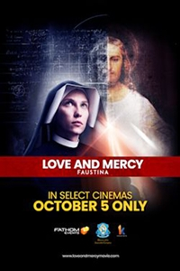 Poster of Faustina: Love and Mercy