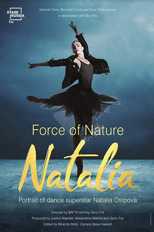 Poster for Stage Russia: Force of Nature Natalia