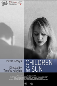 Poster for Stage Russia: Children of the Sun