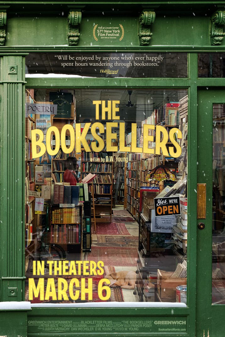 Poster of The Booksellers
