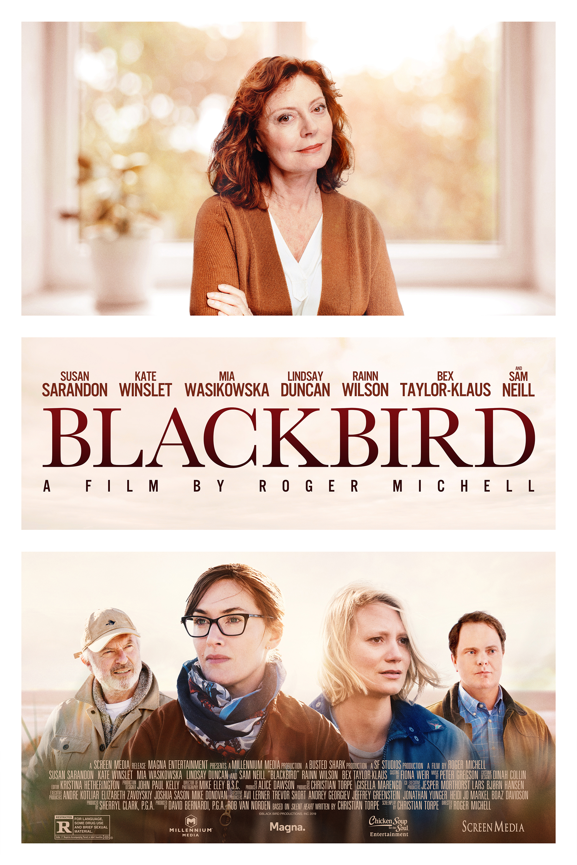 Still of Blackbird (2020)