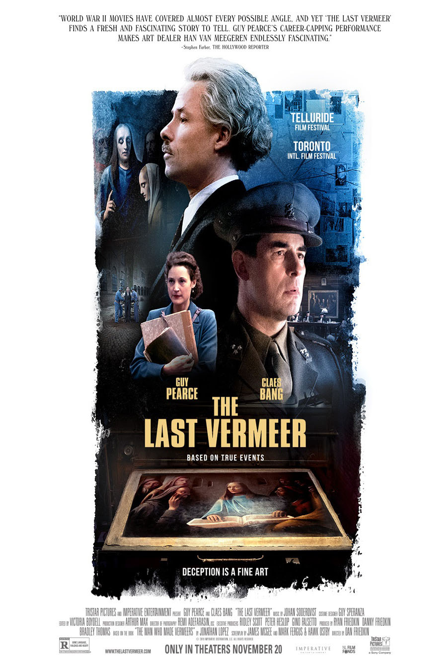 Poster for The Last Vermeer