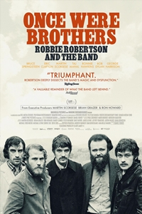 Poster of Once Were Brothers: Robbie Robertson and The Band