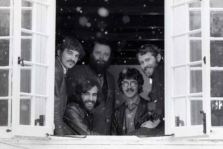 Hero Image for Once Were Brothers: Robbie Robertson and The Band