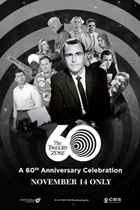 The Twilight Zone: A 60th Anniversary Celebration Poster