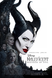 Maleficent: Mistress of Evil 3D Poster