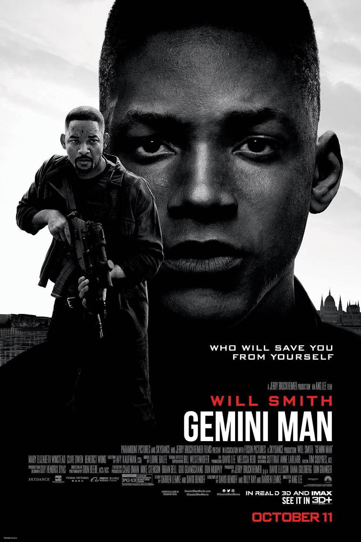 Poster of Gemini Man 3D+ IN HFR