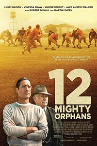 Poster of 12 Mighty Orphans