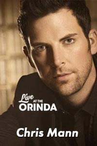 Orinda Concert Series: Chris Mann Live